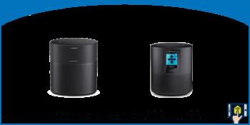 Bose Home Speaker 300 vs. 500