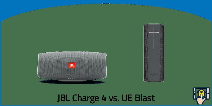 JBL Charge 4 vs. UE Blast
