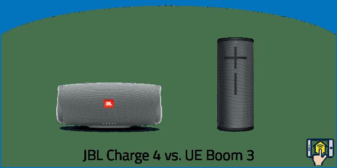 JBL Charge 4 vs. UE Boom 3