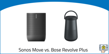 Sonos Move vs. Bose Revolve Plus