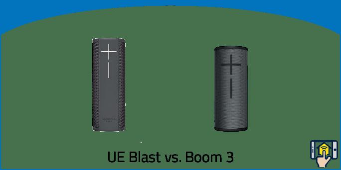 UE Blast vs. Boom 3