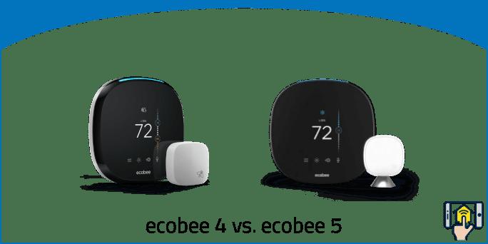ecobee 4 vs. ecobee 5