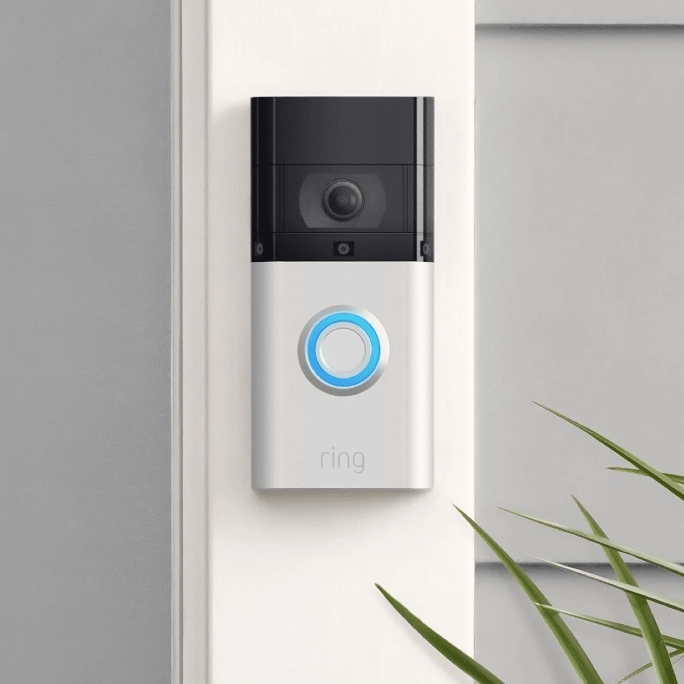 Ring Video Doorbell 3 Plus