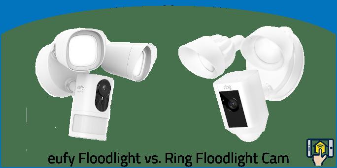 eufy Floodlight Camera vs Ring Floodlight Cam