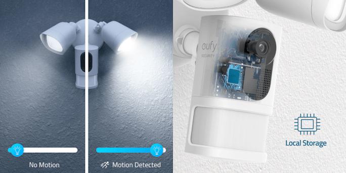 eufy Floodlight Camera